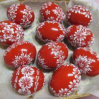 Zboží prodejce U Ludinky / Zboží | Fler.cz Carved Eggs, Dot Art Painting, Egg Designs, Egg Art, Egg Decorating, Line Design, Easter Crafts, Holidays And Events, Easter Eggs