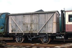 12 ton Banana Van, British Railways No.B881741