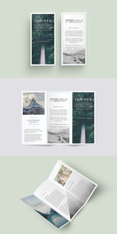 Creative Psd Brochure Templates For Free