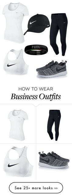 """nike"" by abbyem11 on Polyvore featuring moda e NIKE"