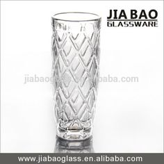 Wholesales glass vase & decorative wedding party vase&mini glass vase