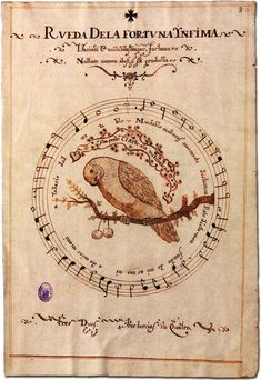 starrydiadems: The Musical Emblems of Juan del Vado Music Manuscript, Medieval Manuscript, Medieval Music, Medieval Art, Music Illustration, Antique Illustration, Illuminated Letters, Illuminated Manuscript, Graphic Score