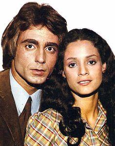 Sonia Braga e João Paulo Adour em Selva de Pedra