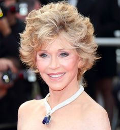 1000 Images About Hair Styles Jane Fonda On Pinterest