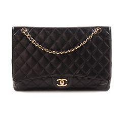 Chanel Classic Maxi Single Flap Bag