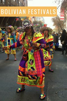 It's no secret that Bolivians love a good party! Check out the most exciting and fun-filled festivals in Bolivia! http://www.bolivianlife.com/top-10-festivals-in-bolivia/