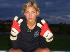 Hope Solo Hope Solo Espn Body Issue Womens Soccer