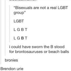 Bisexual erasure
