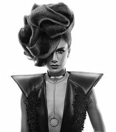 684 отметок «Нравится», 9 комментариев — Estetica Magazine USA (@esteticausa) в Instagram: «STYLE MASTER by @rafaelbuenopeluqueros Photo @albertozaldivar Model @arajuradocalero Makeup…»