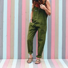 'The Original' in Moss by Lucy & Yak