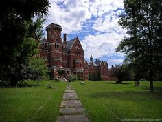 Danvers State Hospital, Kirkbride, Hathorne, MA. My Mom worked here as a nurse for about 1year.