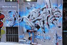 Hosier Lane #2006 #streetartgraffiti #streetart #streetartaustralia #streetartmelbourne #melbournegraffiti #graffiti