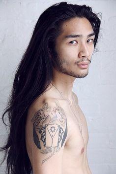 Asian Model Hottie