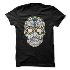 Sugar skull - #cheap t shirts #hoodie jacket. PURCHASE NOW => https://www.sunfrog.com/Zombies/Sugar-skull-69104379-Guys.html?id=60505