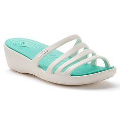 Crocs Rhonda Wedge Sandals - Khol's