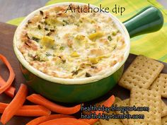 This dip is excellent with raw vegetables, such as sliced cucumbers, red or green bell peppers, carrots, and celery. It is also great with toasted pita triangles — or as a topping for potatoes.