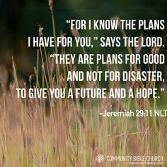 What a beautiful promise!