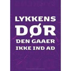 Olsen, Søren Kierkegaard Citat / 1