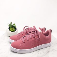 timeless design 8d50e 0a988 Shop Women s adidas Pink White size 6 Sneakers at a discounted price at  Poshmark. Description  Size  6 Condition  NWT (NO BOX) Color  Rose Pink BB  Sold by ...