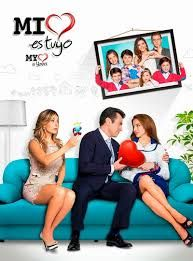 """I Choose this because  I love telenovelas. One of my favorite is """" Mi Corazon es tuyo"""" Is about a baby sitter who falls in love with her boss. It's super dramatic and i just love seeing dramatic scenes. I find it very entertaining. To be honest i sometimes imagine what if my life is a telenovela? weird."""