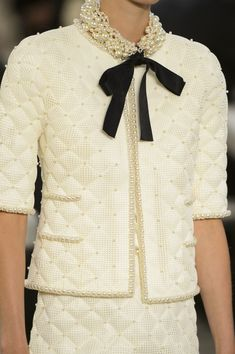 Chanel at Couture Fall 2015  (Details)