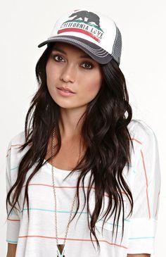 Cali girl hat ;)