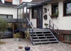Tür-Vordach-Treppe-WiMoTec in Garbsen