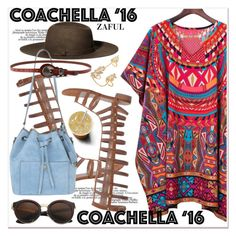 """Pack for Coachella! 4"" by paculi ❤ liked on Polyvore featuring La Femme, H&M, Stuart Weitzman, Michael Kors, zaful and packforcoachella"