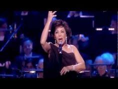 Shirley Bassey - Diamonds Are Forever  / Lara Fabian - Je t'aime (Mikhail Gorbachev 80th Birthday)