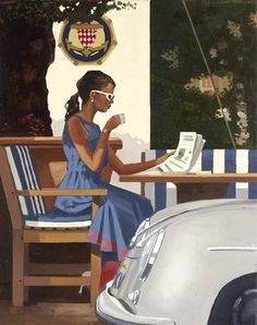 Jack Vettriano > Morning News