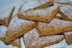 Sweets Recipes, Baby Food Recipes, Cooking Recipes, Healthy Recipes, Healthy Biscuits, Blood Type Diet, Romanian Food, Dukan Diet, Christmas Desserts