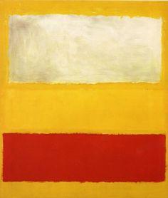 Mark Rothko - Untitled (Number 13), 1958 | Flickr - Photo Sharing!