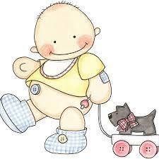 Resultado de imagem para desenhos bebes