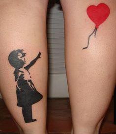 tatuagem feminina menina