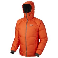 Mike's Next-Gen System, Part 4: Mountain Hardwear Nilas Jacket