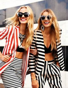 Show your Stripes │ Ready Two Wear