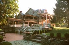 Moonstone Manor in Elizabethtown, PA   Beautiful grounds for a wedding