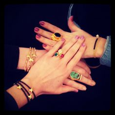 LindseyMarie team oficially reunited after the holiday season! Let's kick off #2014 with new & exciting projects! #fashionjewelry #swissmade www.lindseymarie.com Class Ring, Kicks, Fashion Jewelry, Seasons, Let It Be, Holiday, Projects, Log Projects, Vacations
