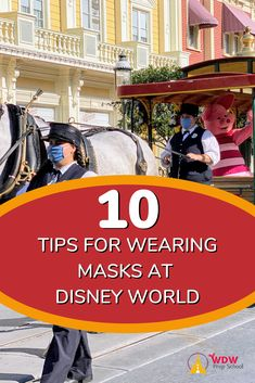 Walt Disney World now requires masks, but that doesn't mean it is any less magical. We have lots of tips (and a few tricks) for visiting WDW right now!