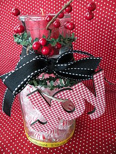 This may be Christmas teacher gifts next year! :)