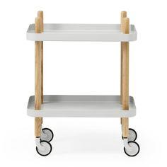 Normann Copenhagen Bijzettafel Block | LOODS 5 | Design