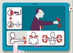 Consejos para el uso saludable del portátil y del móvil