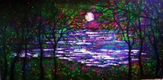50 off 2 day SALE Large original oil by jeanvadalsmith on Etsy, $184.50