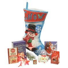 Flashing Snowman Stocking - Package from Santa Christmas Packages, Pre Christmas, The Elf, Fun Games, Christmas Stockings, Snowman, Best Gifts, Santa, Packaging
