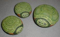 Rock turtle by beverley