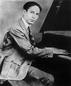 Jelly Roll Morton - Jazz Musician (Creole)