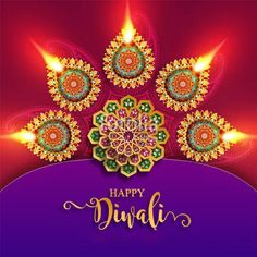 Illustration about Happy Diwali festival card with gold diya patterned and crystals on paper color Background. Illustration of card, celebration, diya - 125815191 Deepavali Greetings Cards, Diwali Greeting Cards Images, Diwali Cards, Diwali Gifts, Best Diwali Wishes, Diwali Wishes Quotes, Happy Diwali Quotes, Happy Diwali Rangoli, Happy Diwali 2019