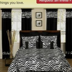 High Quality I Want A Zebra Bedroom Awesome Design