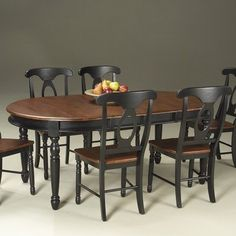 painted dining table pictures - Google Search