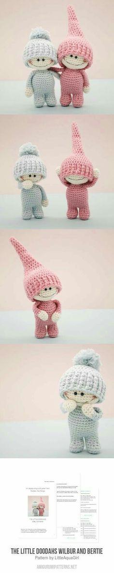 Funny toys crochet free pattern #ayoub #crochet